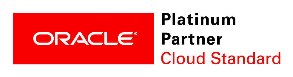 oracle platinum partner cloud standard logo
